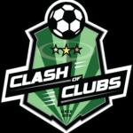 CLASH OF CLUBS LOGO GREEN
